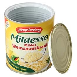 Dosensafe Mildessa Sauerkraut