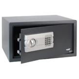 HMF Tresor passend für 15 Zoll Laptop und Ordner